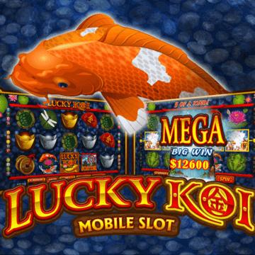 Lucky koi slot free spins for Lucky koi fish