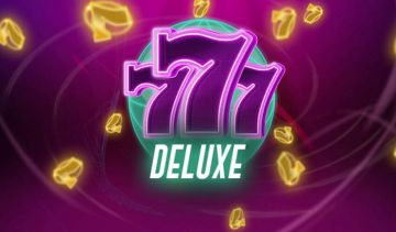What's it like playing the new 777 Deluxe slot at Cafe Casino with Bitcoin?