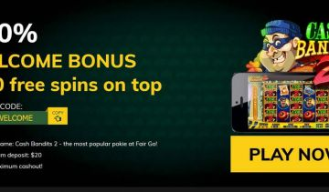 Get 50 Free Spins at the Australian Fair Go Casino