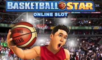 Basketball themed 243 Ways to Win slot with Rolling Reels