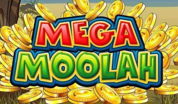 Who have been the biggest winners on the Mega Moolah jackpot slot?