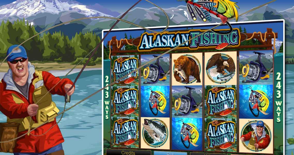 Free slot alaskan fishing