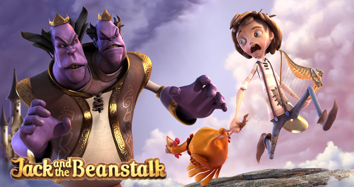 Big Winner On NetEnts Jack And The Beanstalk Slot