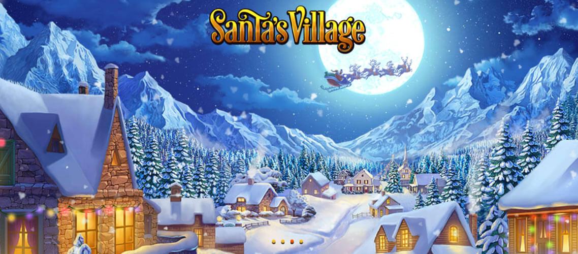 Santa's Village slot : Free Bonus