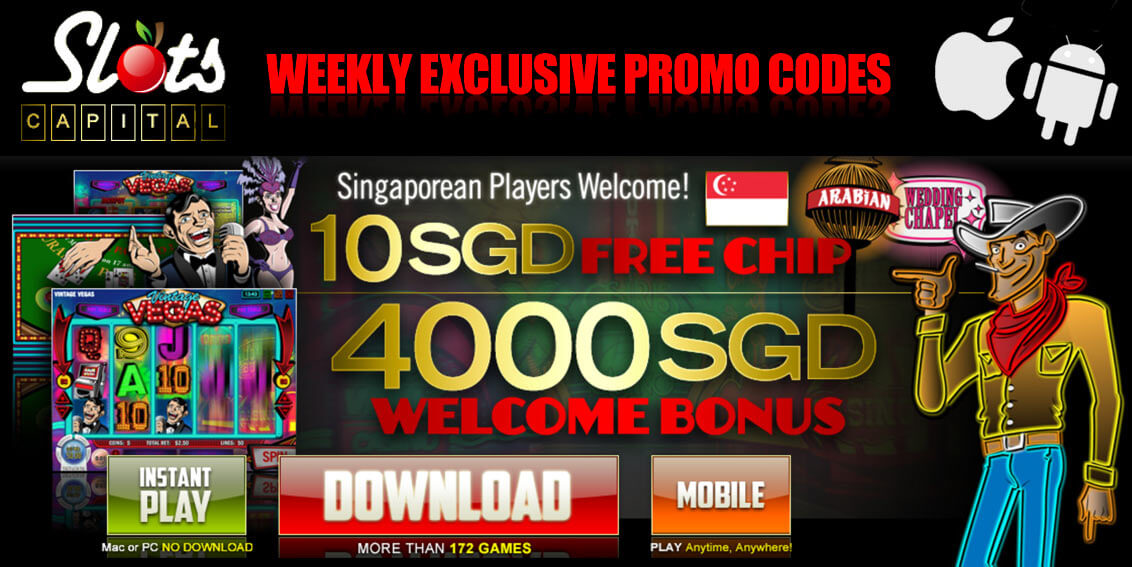 Singapore Casino Free Chip