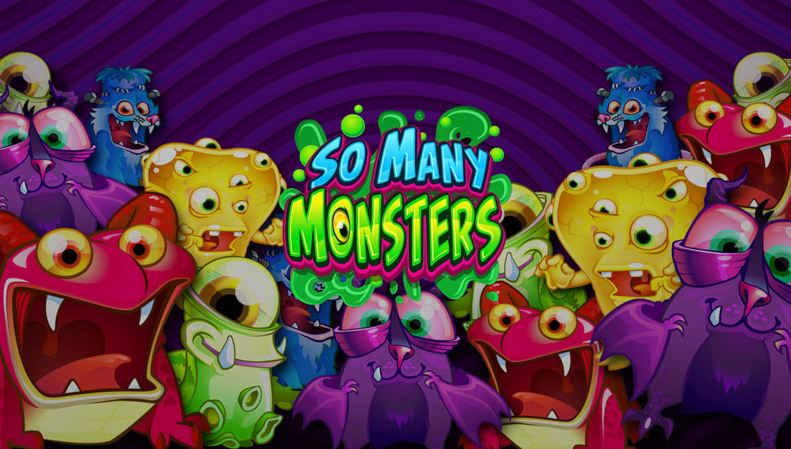 So Many Monsters | Euro Palace Casino Blog