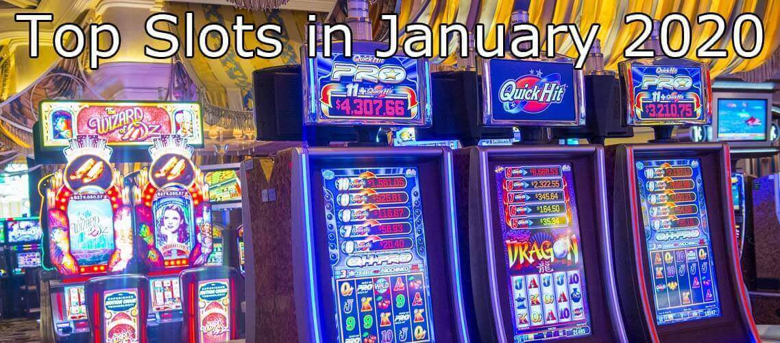 Slot wins january 2020