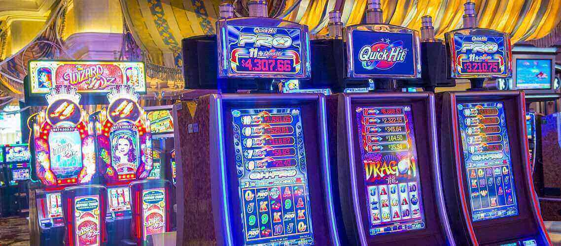 vegas casino slots play for free