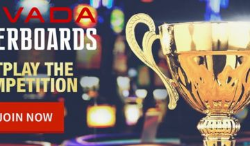 Bovada offers a new way to play slots using Casino Leaderboards