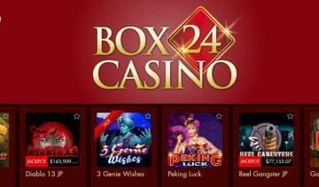 Box 24 Casino takes major credit cards, ecoPayz and bitcoin