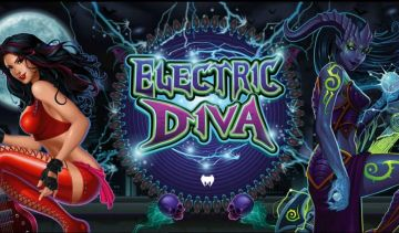 Electric Diva slots can deliver 40 Free Spins with 8x Multipliers