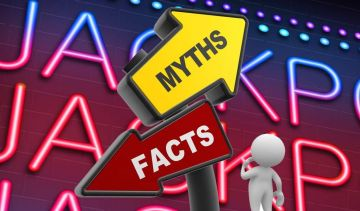 Five myths about online slots and their jackpots