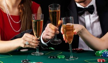 Getting overly tipsy while gambling online can be a costly mistake