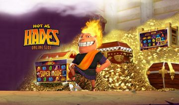 Hot As Hades slot comes with a disneyesque underworld theme