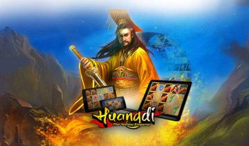Look out for the Dragon Scatter in the Huangdi Yellow Emperor slot