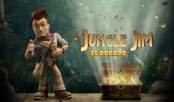 Jungle Jim El Dorado offers massive 15x Multipliers during Free Spins