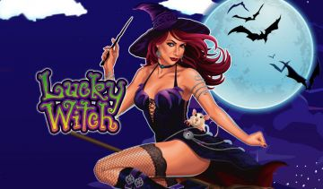 Lucky Witch casts a spell with 13 Free Spins & Cauldron Mystery Bonus