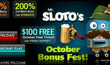 Enjoy Oktoberfest with these great casino bonus celebrations!