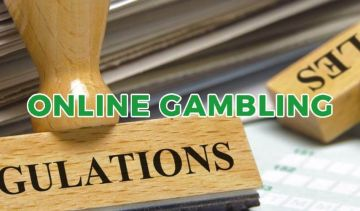 Why do governments seek to regulate online gambling?