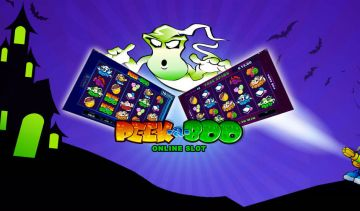 Peek-a-Boo slot comes with a new Spooky Reels re-spin feature