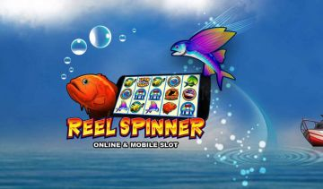 Reel Spinner desktop & mobile slots is a real winner with big jackpots