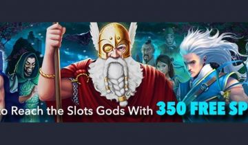Take on the slot gods with these casino bonuses!
