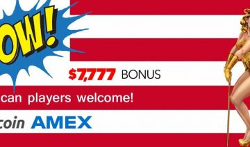 Sloto'Cash Casino offer for U.S-based players
