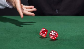 The etiquette that comes with shooting Craps