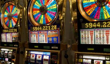 The lure of slot machines remains strong among casino players