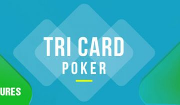 Improved Tri-Card Poker offers smooth play on mobile