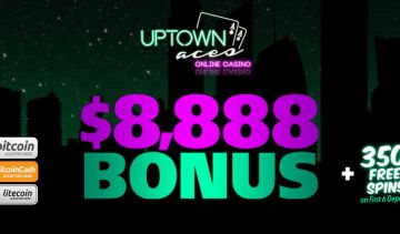 Uptown Aces Casino's video poker game selection is extensive