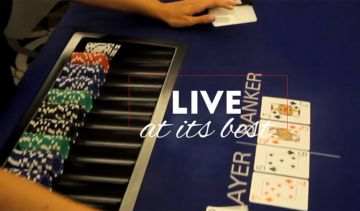 Visionary iGaming specializes in the live dealer casino experience
