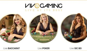 Vivo Gaming has perfected the art of live dealer gambling