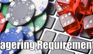 How do you meet the Wagering Requirement of any casino bonus?
