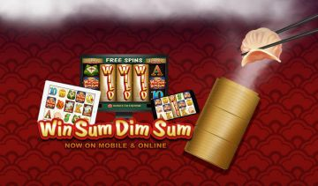 Win Sum Dim Sum can deliver wins up to 3333x during Free Spins